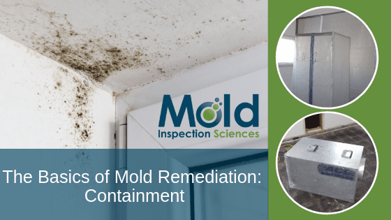 The Basics of Mold Remediation - Containment