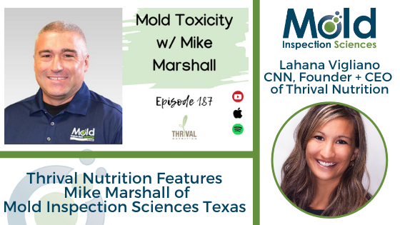 Thrival Nutrition Podcast With COO Mike Marshall
